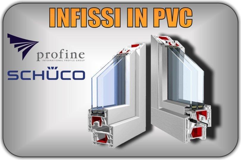 Infissi in PVC e Serramenti in PVC e Alluminio Savona Finestre